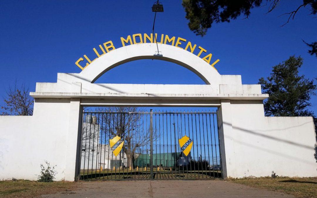 REGIÓN SANITARIA II Y EL MUNICIPIO ACORDARON HABILITAR UNA SEGUNDA POSTA DE VACUNACIÓN CONTRA EL COVID-19 EN INSTALACIONES DEL CLUB MONUMENTAL