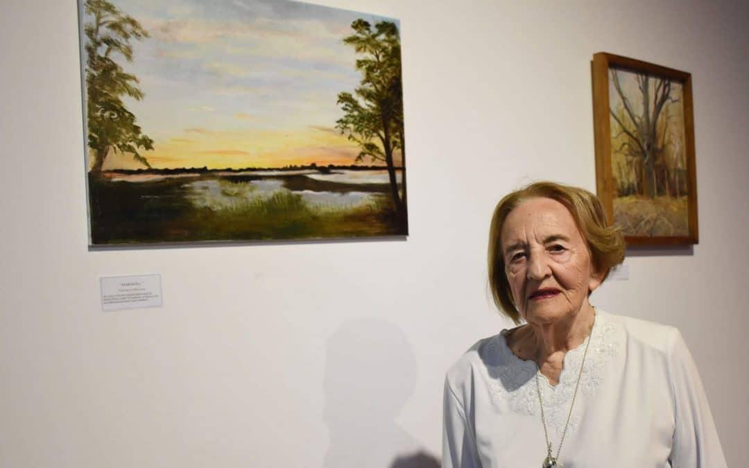 """MÁS """"MURMULLOS…SILENCIOS…"""", LA MUESTRA ITINERANTE QUE PUEDE VISITARSE EL FIN DE SEMANA EN EL MUSEO DE ARTE MURAL"""