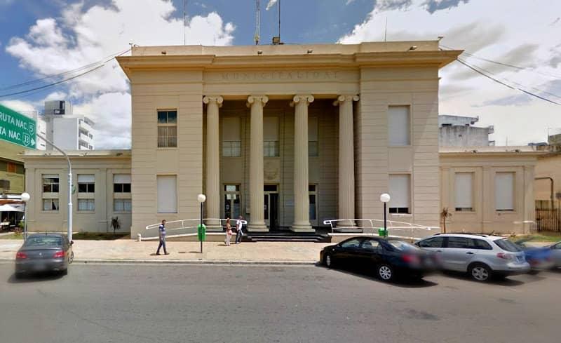 El Municipio depositó hoy los sueldos de diciembre y el medio aguinaldo