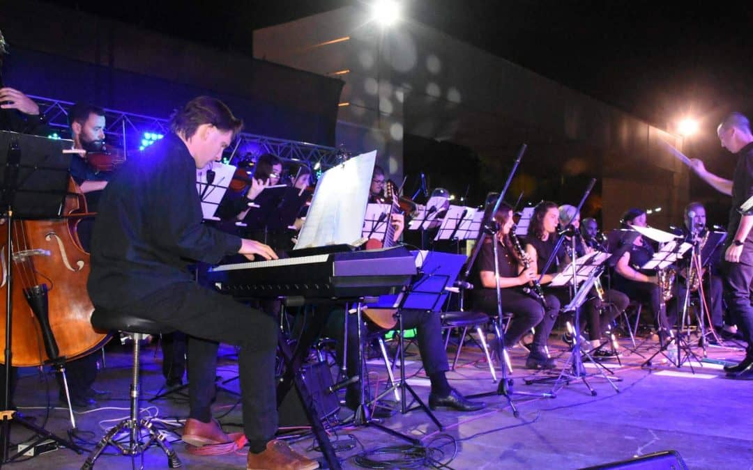 LA BIG BAND TOCARA UN REPERTORIO QUE ABARCA CANCIONES POPULARES DE LOS GENEROS JAZZ, ROCK, FUNK, POP Y BLUES