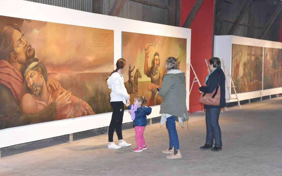 """EL MUSEO DEL ARTE MURAL """"RODOLFO CAMPODÓNICO"""" ESTARÁ ABIERTO AL PÚBLICO ESTE FIN DE SEMANA POR LA TARDE"""