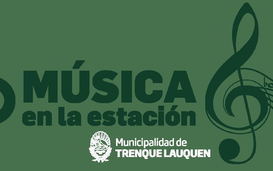 MÚSICA EN LA ESTACIÓN COMIENZA A SONAR ESTE DOMINGO (13) CON UN COLORIDO ESPECTÁCULO DE APERTURA