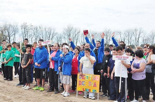 Cumen Che y Centro de Día en las NOEA