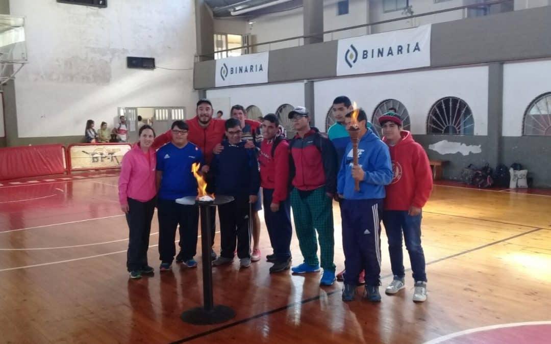 Se disputó una jornada de las Olimpíadas Especiales Argentinas