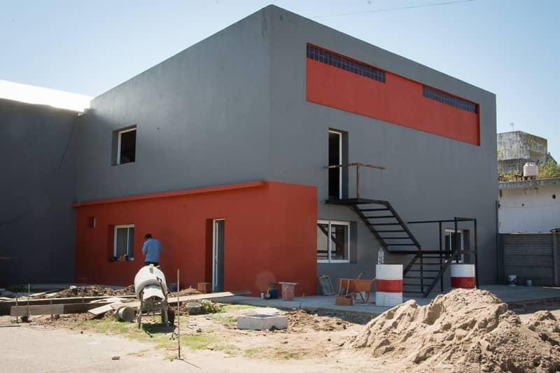 El Municipio avanza con el edificio donde funcionará la Oficina de Impuestos