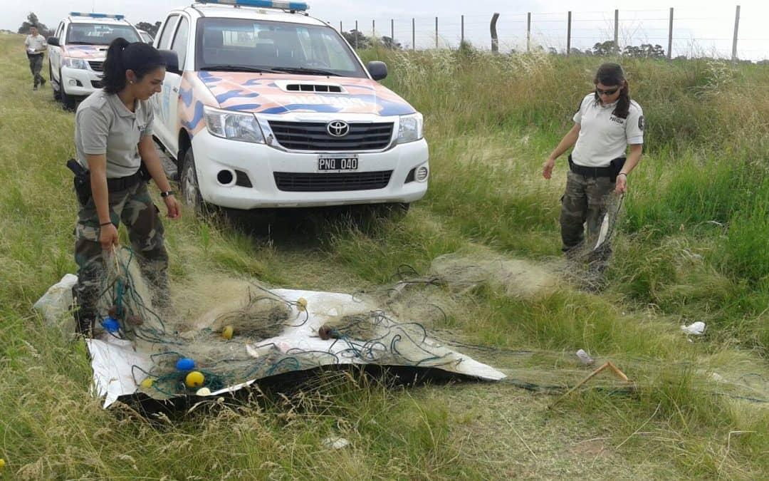 Nuevo operativo contra la pesca clandestina