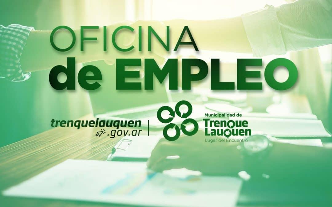 Inscripción abierta para primera capacitación del Programa Jóvenes con más y mejor Trabajo