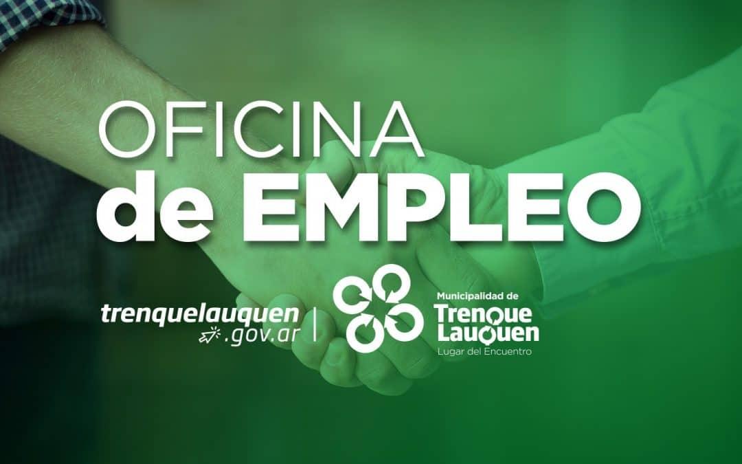 BÚSQUEDAS LABORALES EN LA OFICINA DE EMPLEO