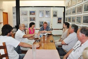 El Municipio se reunió con empresarios del SIP