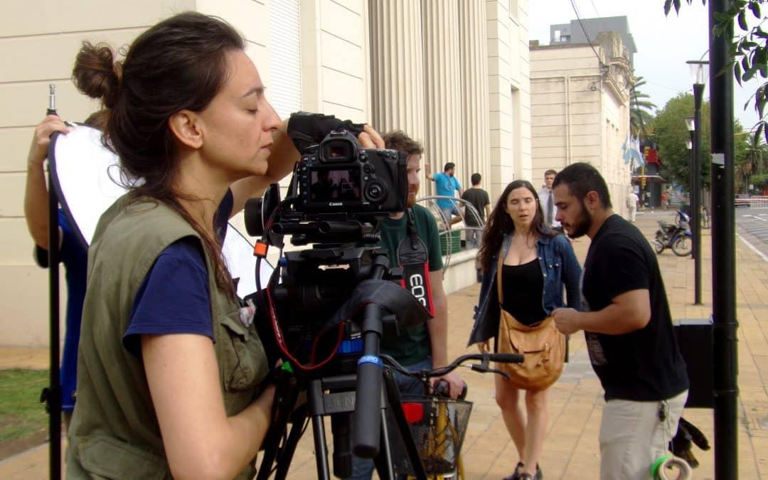 Comenzó la filmación de la película de Laura Citarella