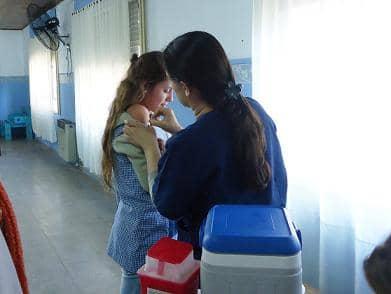 Salud Comunitaria en escuelas rurales