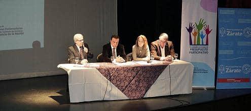 Encuentro Nacional de Presupuesto Participativo