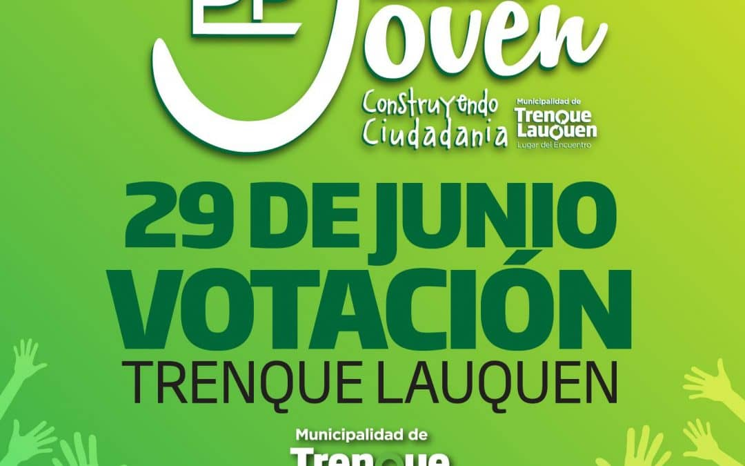 PP Joven: las elecciones en Trenque Lauquen serán el 29 de junio