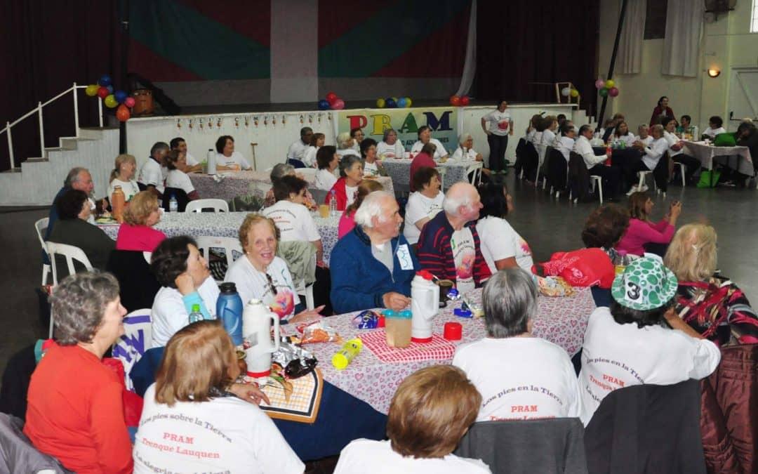 El PRAM celebró sus tres años con más de cien asistentes
