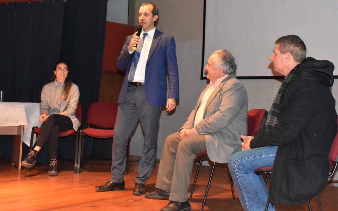 REPRESENTANTES DEL PROCREAR EXPLICARON LA OPERATORIA DE COMPRA DE LOS LOTES SORTEADOS EN LA AMPLIACIÓN URBANA