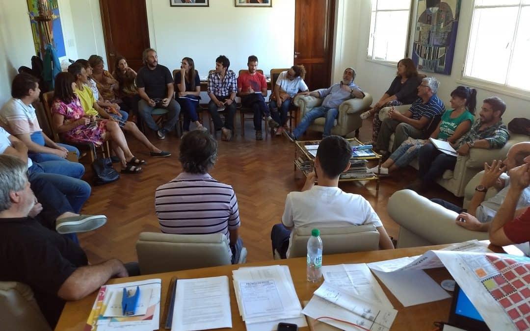 SE FORMARA UNA MESA DE TRABAJO PARA ARTICULAR ACCIONES CON LOS PRODUCTORES AGROECOLOGICOS