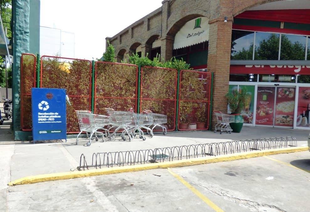 El Municipio instaló un nuevo Punto Limpio