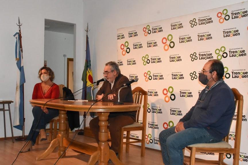 """FERNÁNDEZ: """"PEDIMOS A LA JUSTICIA QUE INTERVENGA EN UNA DENUNCIA SOBRE PESCA"""""""
