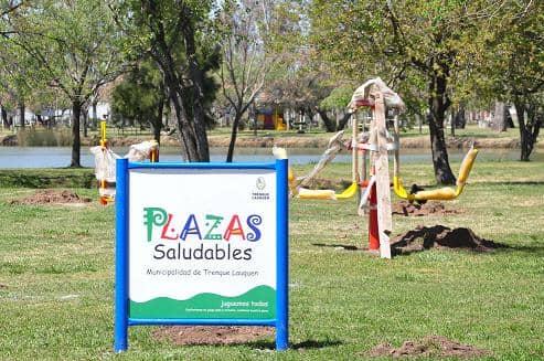 Nueva Plaza Saludable