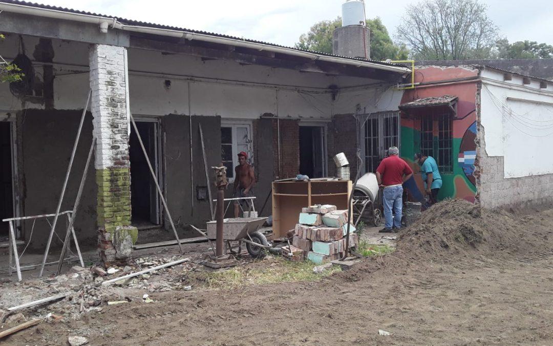 LLAMADO A CONCURSOS DE PRECIOS POR LA ADQUISICIÓN DE MATERIALES DE CONSTRUCCIÓN Y ALUMINIO PARA EL CENTRO POLIVALENTE DE ARTE