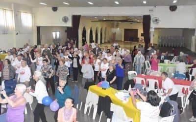 CON MÁS DE 100 ADULTOS MAYORES COMENZÓ HOY (MIÉRCOLES) UNA NUEVA EDICIÓN DEL PRAM