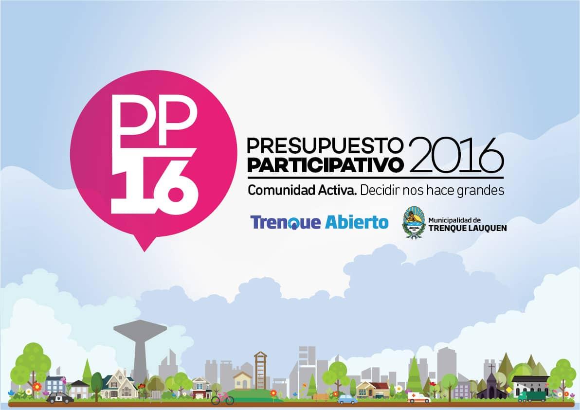PP 2016: se lanzó el cronograma de trabajo