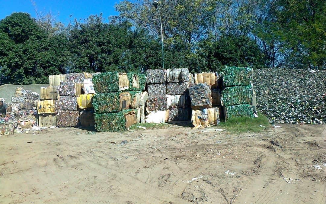 En enero se recaudaron más de 120 mil pesos en material reciclable
