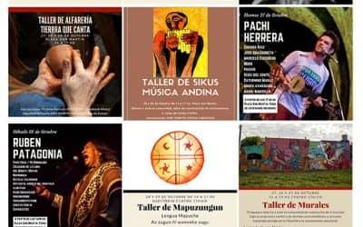 Se realizarán talleres y recitales en el IV Encuentro de Pueblos Indígenas en Movimiento