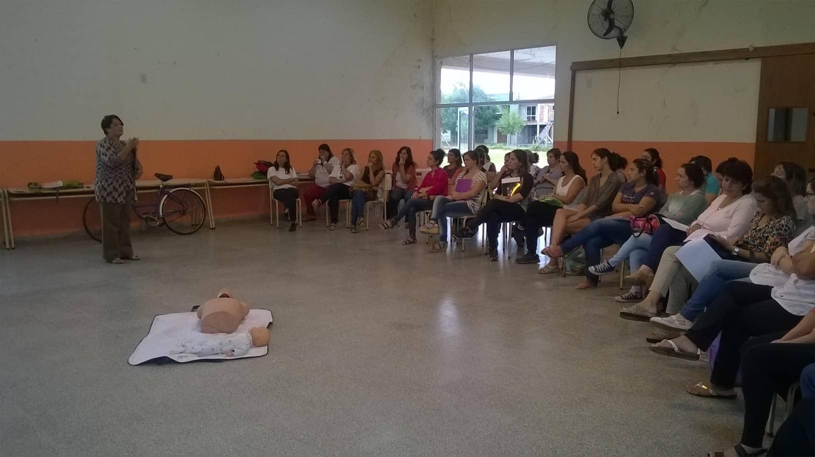 RCP y primeros auxilios en la Secundaria 10