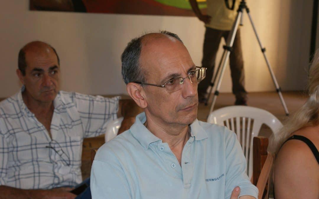 30 de Agosto: Zapata y Ferreyra recorrieron la obra de la futura sala de monitoreo