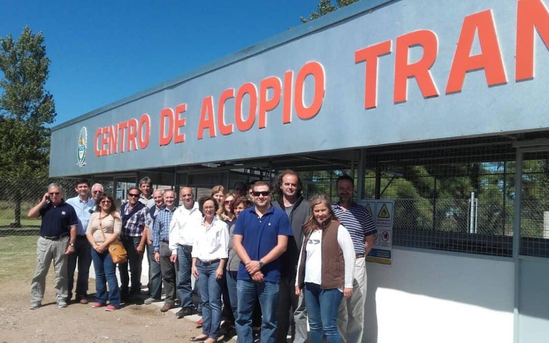 Funcionarios municipales participaron de la reunión del Consejo Regional del INTA