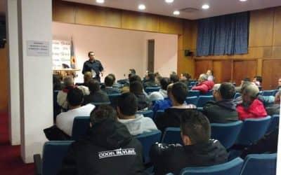 EL CONSEJO DE LA NIÑEZ Y ADOLESCENCIA REALIZÓ UNA CHARLA QUE APUNTÓ AL CUIDADO DE LOS JÓVENES EN LA NOCTURNIDAD
