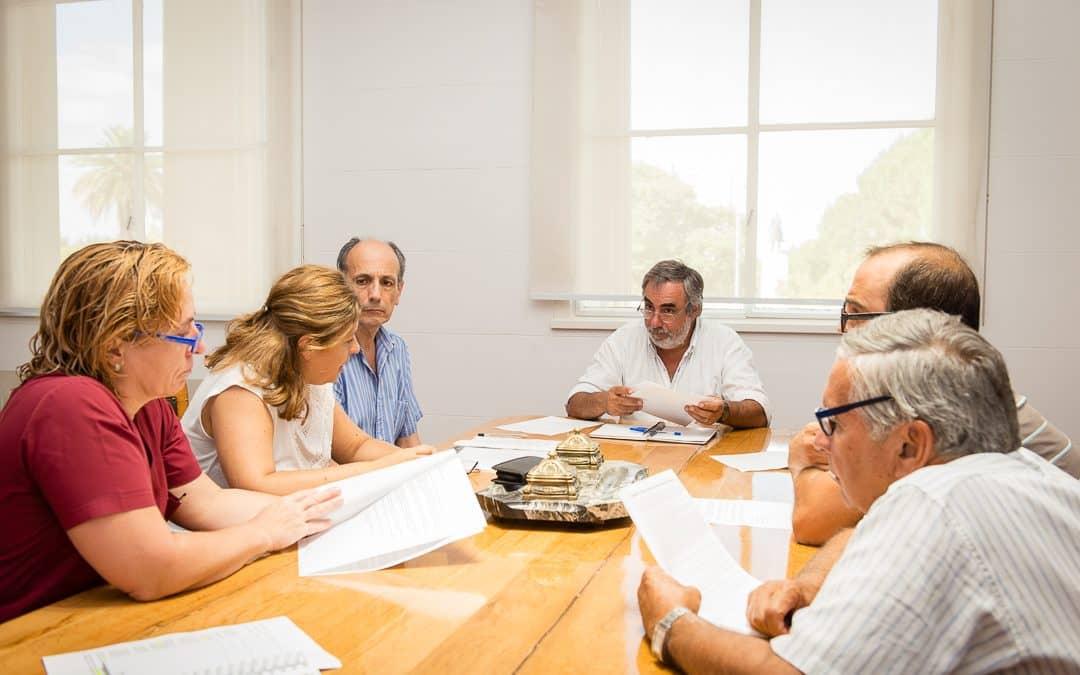 Se realizó una reunión por un estudio ambiental para 30 de Agosto