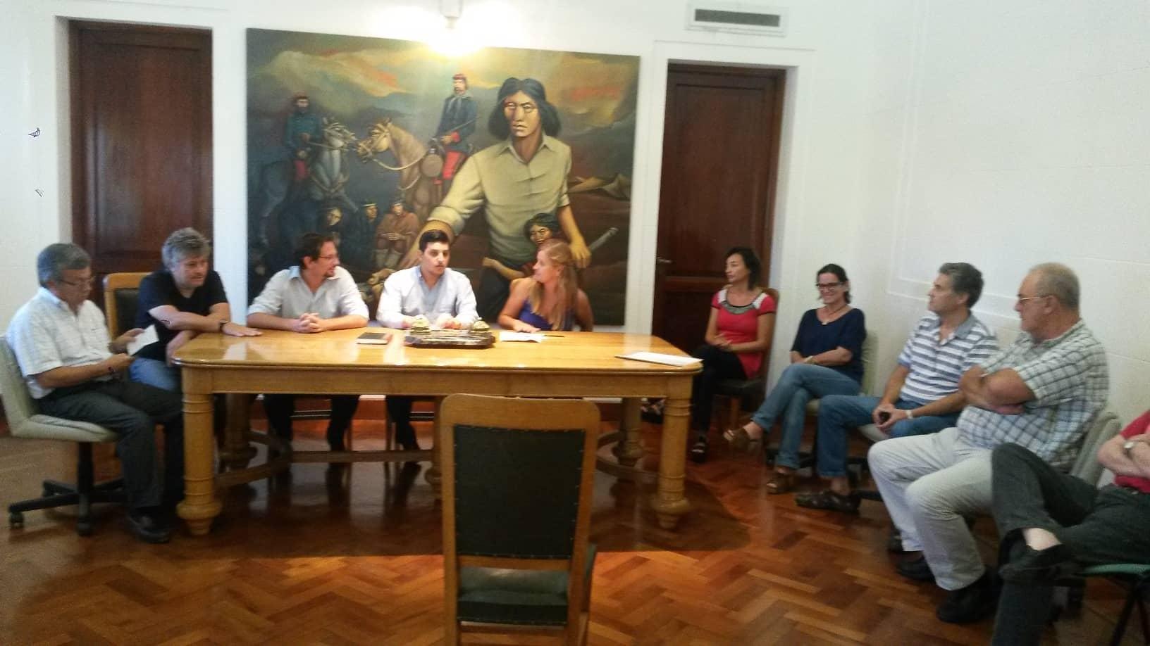 Trenque Lauquen busca adherirse a la Red Argentina de Municipios Frente al Cambio Climático