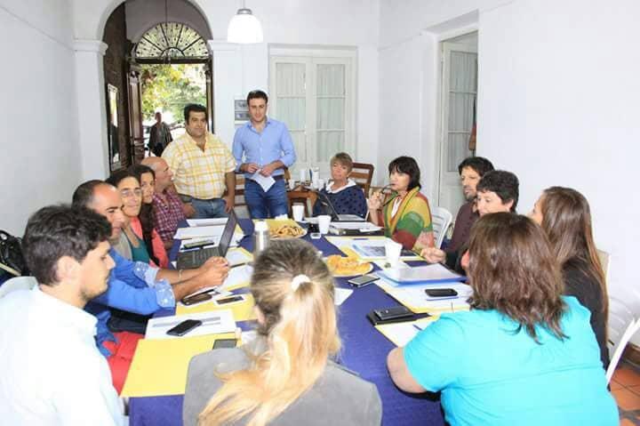 Se realizó la primera reunión anual de la Región de los Vientos