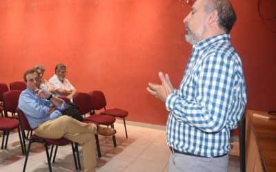 HUBO CAPACITACION Y CHARLA ABIERTA PARA TRABAJAR Y CONCIENTIZAR SOBRE LA IMPORTANCIA DE LA SALUD RENAL