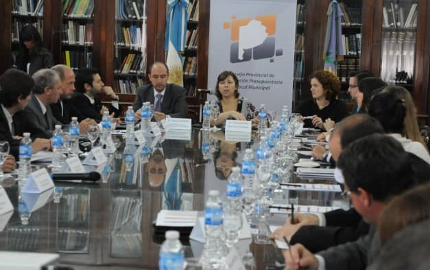Angelini participó de Encuentro Provincial