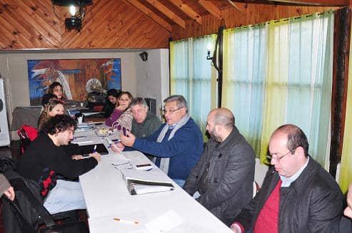 Reunión por Desafío Barlovento
