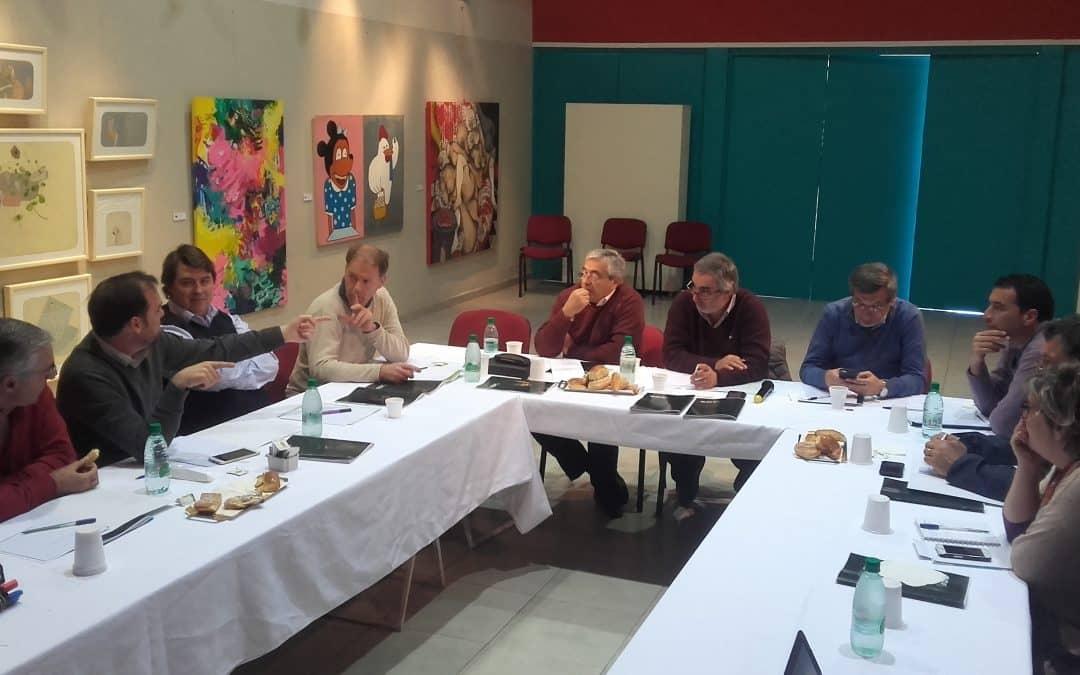 Los intendentes de la región se reúnen hoy nuevamente en Trenque Lauquen
