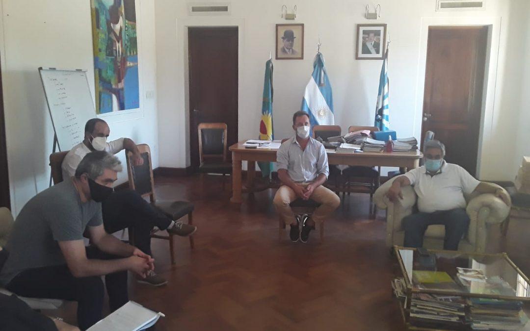 EL MUNICIPIO Y ORGANIZADORES DE EVENTOS AVANZAN EN LA POSIBILIDAD DE HABILITAR REUNIONES EN LUGARES CERRADOS