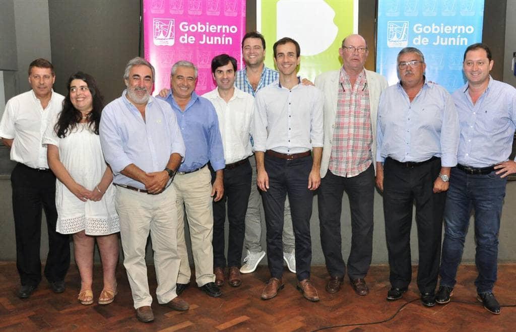 Fernández y Bulián participaron de encuentro regional con la Agencia de Hábitat