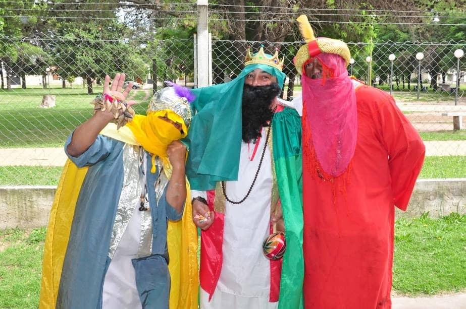 Los Reyes Magos visitarán Berutti