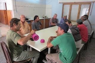 Reunión por Caminos Rurales del Distrito