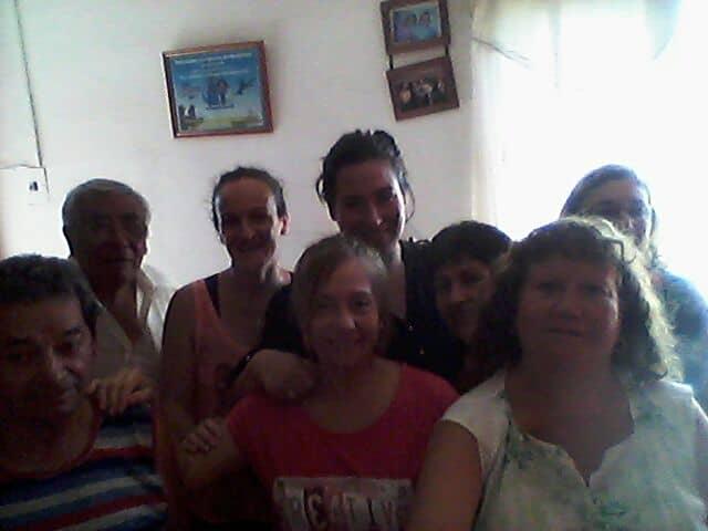 Singlar se reunió con la Comisión barrial de Los Robles