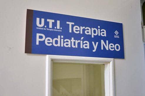 Inauguración de nuevo espacio en el Hospital