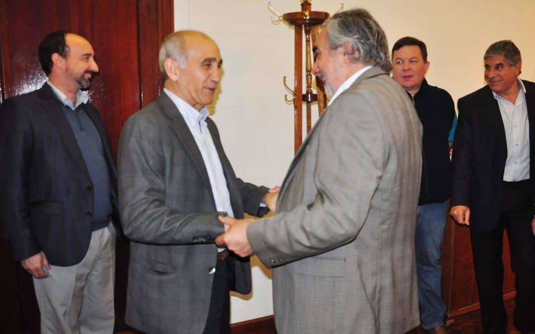 Visita del Vicegobernador Bonaerense al Municipio