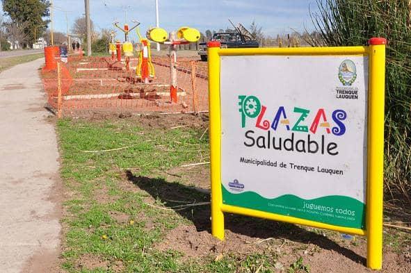 Segunda Plaza Saludable