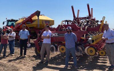 SISTEMAS AGROPECUARIOS: SE REALIZÓ UN TALLER PARA LA CONSTRUCCIÓN DE UN DESARROLLO SOSTENIBLE