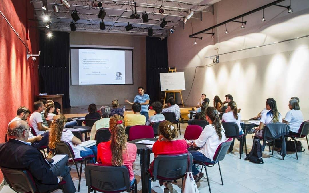 Se realizó el taller de Facebook para Emprendedores