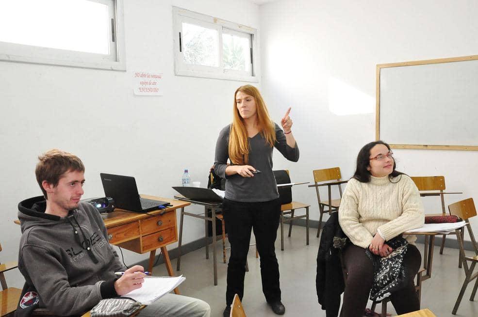 Se realizó un taller de apoyo a la búsqueda de empleo